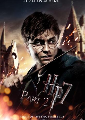 Трейлер фильма: Гарри Поттер и Дары смерти: Часть 2