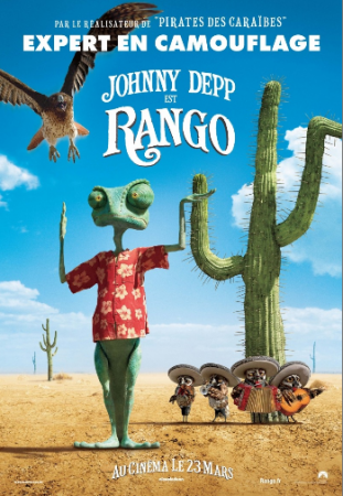 Смотреть: Ранго (Rango) 2011