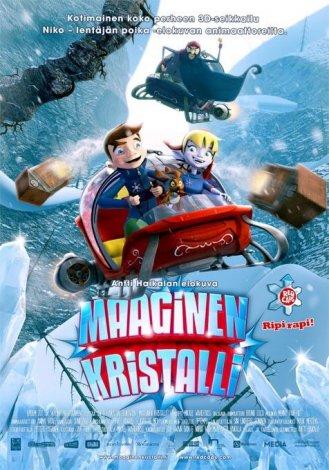 Смотреть Магический кристалл 3D (2011) мультфильм