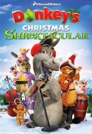 Смотреть Ослино-шрекастое Рождество (2010) мультфильм онлайн