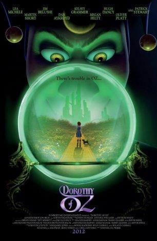 Смотреть Дороти из cтраны Оз (2012) мультфильм