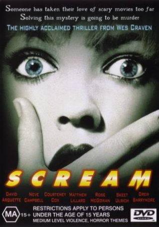 Фильм: Крик / The Scream