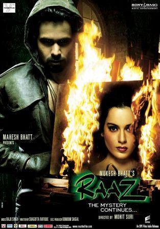 Фильм: Тайна: Мистерия продолжается / Raaz: The Mystery Continues (2009)