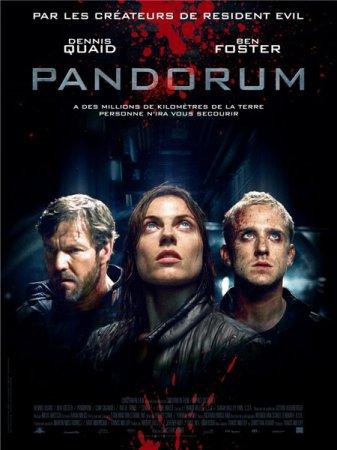 Фильм: Пандорум / Pandorum (2009) DVDrip