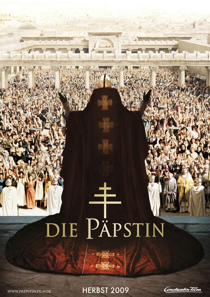 Смотреть фильм - Иоанна - женщина на папском престоле