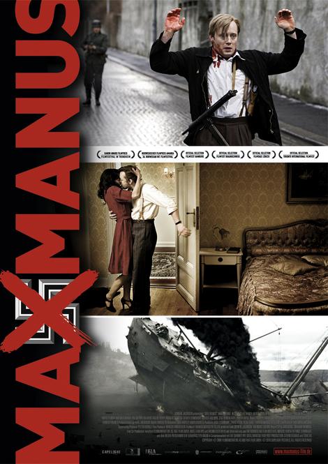 Смотреть фильм - Макс Манус: Человек войны