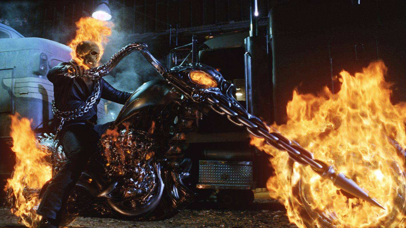 Призрачный гонщик 2 смотреть онлайн фильм Ghost Rider: Spirit of Vengeance (2012)