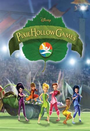 Смотреть мультик Турнир Долины Фей / Pixie Hollow Games (2011/HDTVRip)