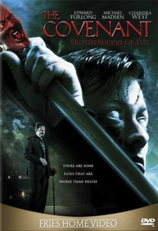 Фильм: Братство тьмы / The covenant: Brotherhood of evil (2006)