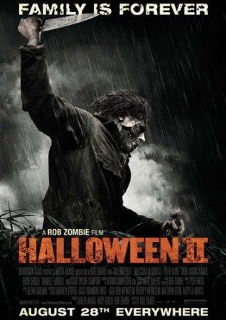 Фильм: Хэллоуин 2 / Halloween II (2009)