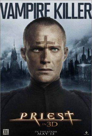 Фильм: Пастырь (Priest) 2011