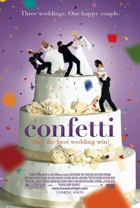 Фильм: Конфетти / Confetti (2006)
