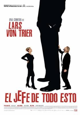 Фильм: Самый главный босс / Direktoren for det hele (2006)