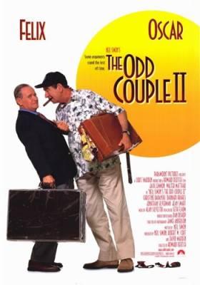 Фильм: Странная парочка 2 / The Odd Couple II (1998)